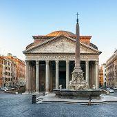 Pantheon, Rome - Italy