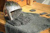 stock photo of medieval  - Medieval armors - JPG