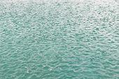 image of raindrops  - weather - JPG