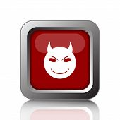 image of evil  - Evil icon - JPG