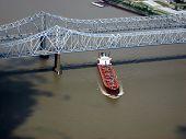 Ship Passing Under Bridge3