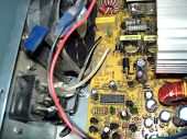 dust in the power supply pc