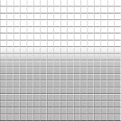 XL White Mosaic Tile Background