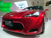 32Nd Bangkok International Motor Show 2011