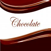 Vector Sweet Chocolate, Also See Jpeg In My Portfolio