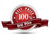 100% Melhor preço sinal