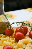 Italian Cooking Ingredients poster