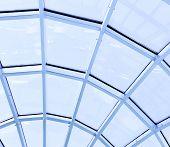 Límpido techo redondo