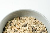 Muesli In A Bowl