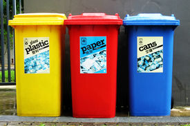 picture of recycle bin  - Recycle - JPG