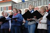 Schallwellen Community Choir, Hastings