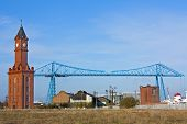 Transporter Bridge Middlesborough