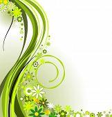 Primavera no verde