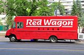 Red Wagon food truck
