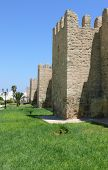 City walls of Sousse