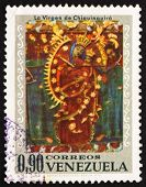 Postage stamp Venezuela 1970 Virgin of Chiquinquira