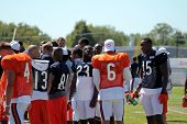 chicago bear training camp