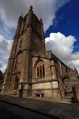 Cerne Abbas Church Dorset
