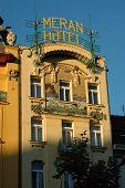 Meran Hotel In Prague