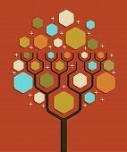 Social Network Business Tree