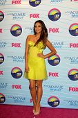 LOS ANGELES - JUL 22:  Shay Mitchell in the Press Room of the 2012 Teen Choice Awards at Gibson Ampi