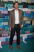 LOS ANGELES - JUL 23:  Matthew Morrison arrives at the FOX TCA Summer 2012 Party at Soho House on Ju