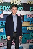 LOS ANGELES - JUL 23:  Chris Colfer arrives at the FOX TCA Summer 2012 Party at Soho House on July 2
