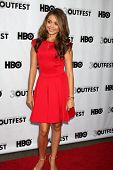 LOS ANGELES - JUL 22:  Sarah Hyland arrives at the 2012 Outfest Closing Night Gala of
