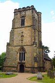 Eleventh Century Saint Michaels Church In Crawley
