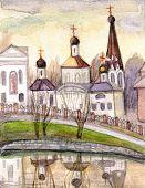 Church In Kotovo