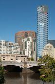 City Scene, Melbourne, Victoria, Australia