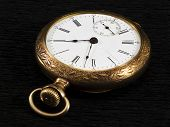 Golden Pocketwatch