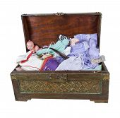 Family Keepsake Trunk