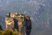 Greece, Meteora, Monastery Holy Trinity