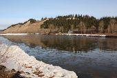Nechako River Tauwetter, Georg