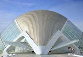 Valencia Modern Architecture