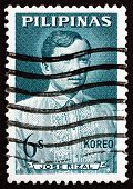 Postage Stamp Philippines 1964 Jose Rizal, National Hero
