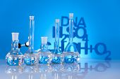 Sterile conditions, Laboratory glassware