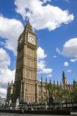 Big Ben Clock Tower London