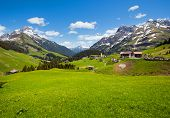 Alpina vista (vorarlberg, Áustria)