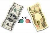 Money versus Money
