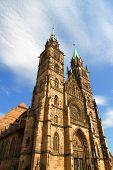 Cathedral St. Lorenz Of Nuremberg