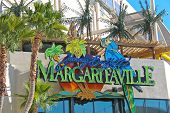 Margaritaville Restaurant-gift Shop  In Las Vegas
