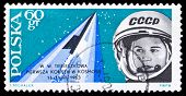 Ploand Stamp, Tereshkova