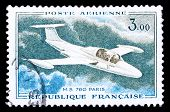 France Stamp, Air Mail