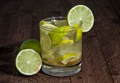 Fresh Made Caipirinha