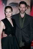 LOS ANGELES - DEC 12:  Amy Adams, Darren Le Gallo at the