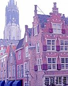 Town Delft, Netherlands