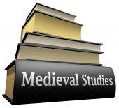 Education Books - Medieval Studies poster