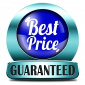 best price label or icon best seller low cost bargain sales offer discount